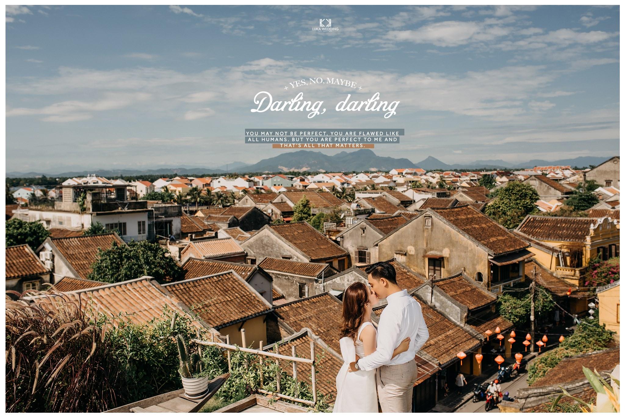 ĐÀ NẴNG | Darling, Darling | Yến & Kiệt.